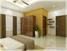 Interior Design Houses by Beautiful Bedroom Interior Designs Kerala House Design