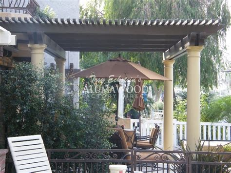 alumawood patio cover colors alumawood patio cover gallery alumawood factory direct