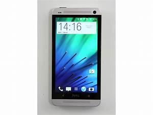 Mobilní telefon HTC One M7 Silver, Dual SIM (s vadou ...
