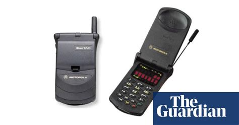 influential mobile phones technology  guardian