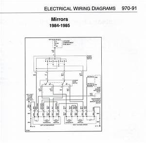 Wiring Diagram Request For Power Mirrors