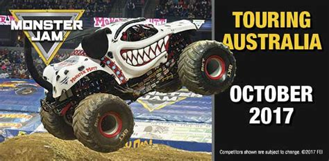 monster truck show tickets prices ticketek australia official tickets for sport concerts