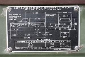 No1505 Chevrolet M1008 Okcity