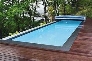 Pool Mit überdachung : berdachung ohne schiene bzw einseitig durch schiene ~ Michelbontemps.com Haus und Dekorationen