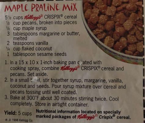 bon popcorn pans baking syrup pecan appetit maple vanilla coconut butter
