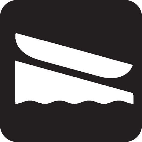 Boat Launch Icon by Kayak Launch Icon Free Images At Clker Vector Clip