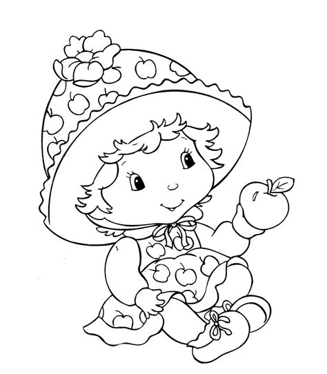 Baby Coloring Pages Free Printable Baby Coloring Pages For