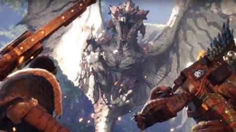 monster hunter world iceborne   massive expansion