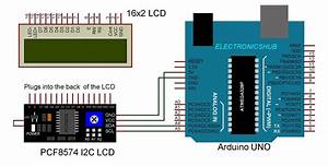 How To Connect Pcf8574 I2c Lcd With Arduino