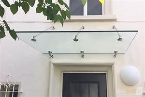 Vordach Haustür Glas : glasvordach mit punkthaltern glasprofi24 ~ Orissabook.com Haus und Dekorationen
