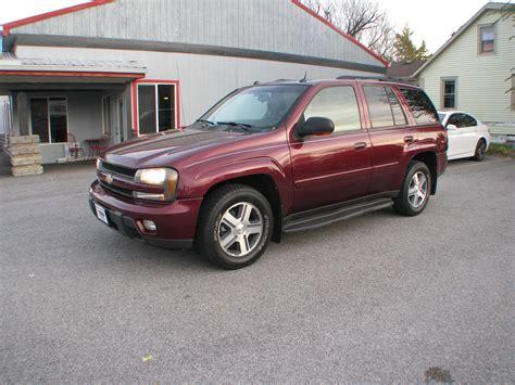 Pre-owned 2005 Chevrolet Trailblazer 4d Suv 4wd Lt Sport