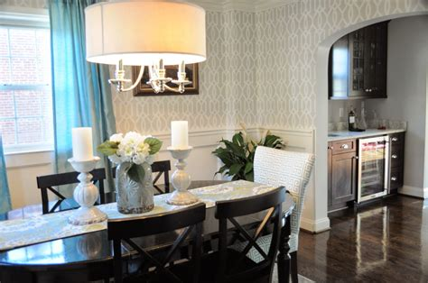 Designing On The Side Dining Room Reveal