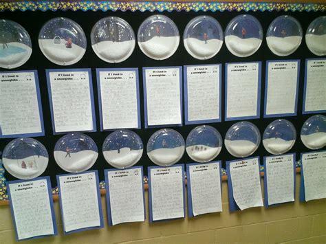 gr  snow globe project cornerstone christian school