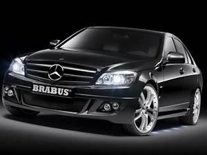Mercedes Classe C Essence : mercedes classe c par brabus essence et diesel ~ Maxctalentgroup.com Avis de Voitures