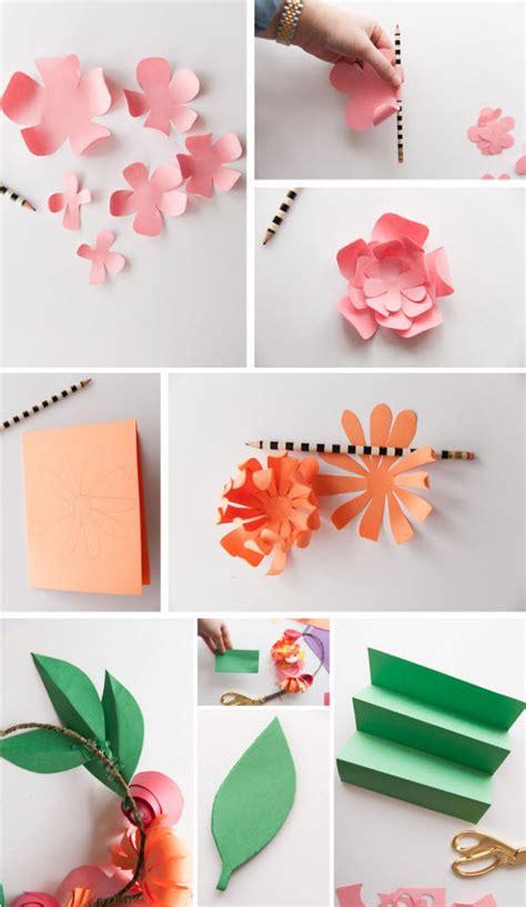 comment faire une couronne de fleurs en papier