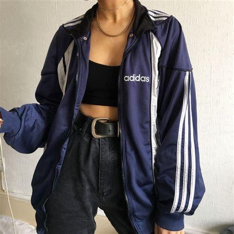 Vintage adidas jacket    very good condition    ud83cudf3f follow - Depop