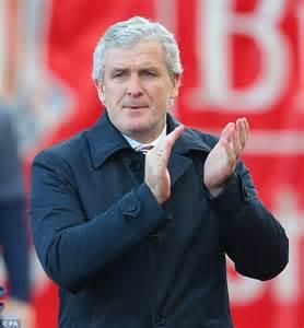 Stoke City vs Manchester United LIVE Premier League ...