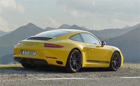 Porsche 911 Carrera T Returns, On Sale In Australia From