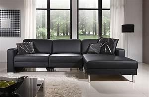 salon gris cocooning With tapis jonc de mer avec canapé d angle cuir vert