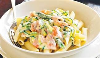 p 226 tes au saumon et courgettes weight watchers plat et recette