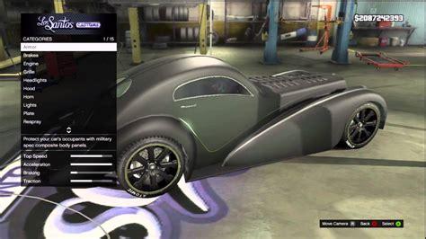 Fully Customized Bugatti Type 57sc (atlantic