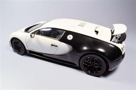 Autoart Bugatti Super Sport Pur Blanc Edition