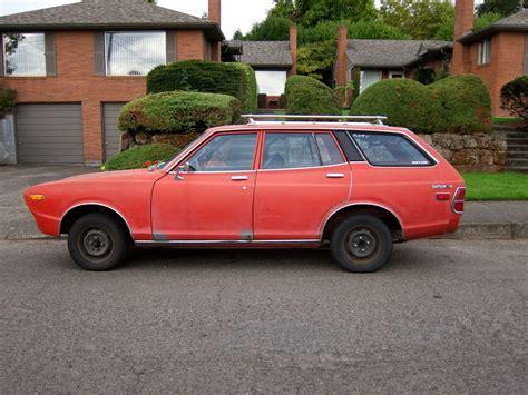 Datsun 710 Wagon by The Peep 1975 Datsun 710 Wagon