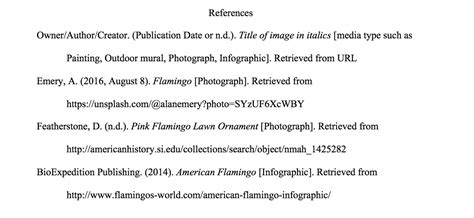 impressive  format works cited page museumlegs