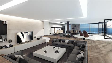modern penthouse designs ideas design trends