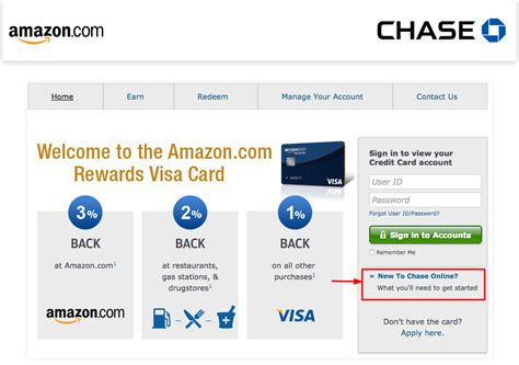 Maybe you would like to learn more about one of these? Amazon Chase Login - Access your account