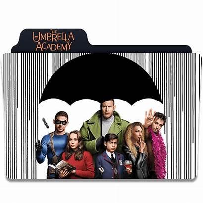 Umbrella Academy Icon Folder Icons Transparent Clip