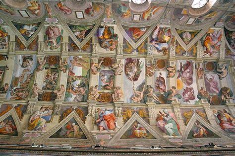 plafond de la chapelle sixtine wikiwand