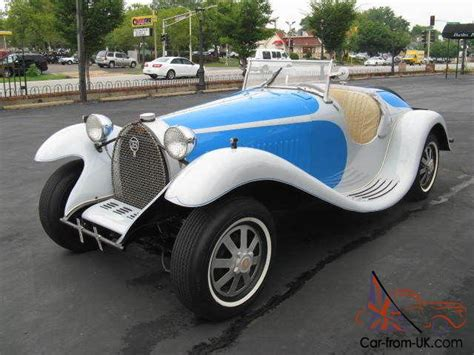 Bugatti Kit Car Manufacturers by 1994 Quot Special Quot Built Replica Type 55 Bugatti