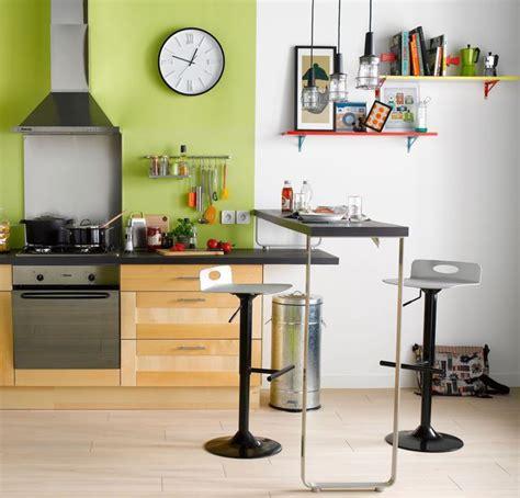 gagner cuisine aménager cuisine astuces pour gagner de la place