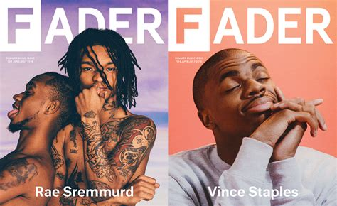 Issue 104  The Fader