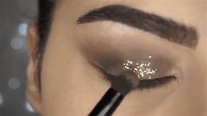 Eyes Makeup Eye Gifs Glitter Beauty Hazel