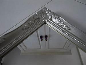 Miroir Ancien Pas Cher : joli miroir argent style baroque ancien anjoudeco ~ Melissatoandfro.com Idées de Décoration
