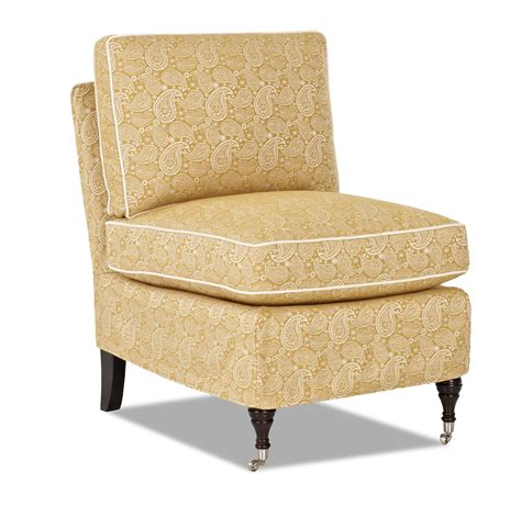 Armless Accent Chair Slipcovers by Armless Chair