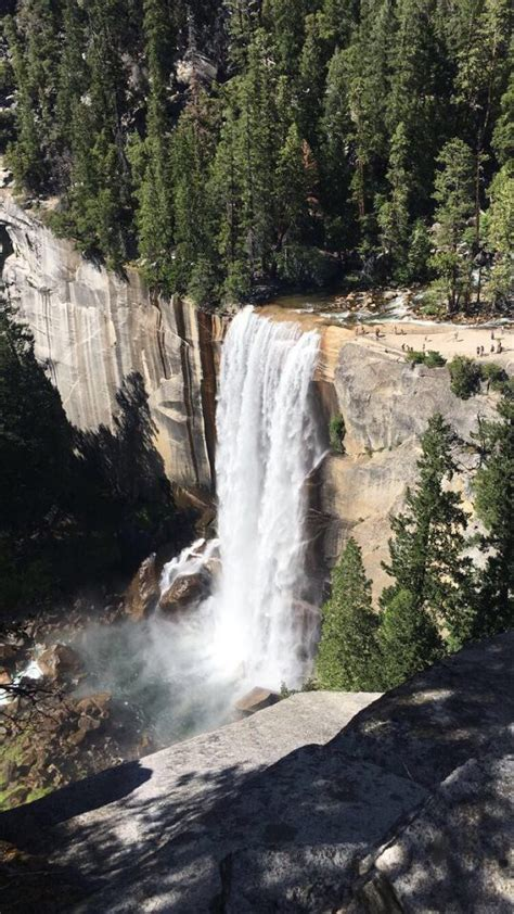 This What The Half Dome Hike Looks Like Exsplore