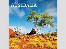 Australia 2019 12 x 12 Inch Monthly Square Wall Calendar