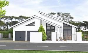 Bungalow Mit Pultdach : massivhaus bungalow bungalow 162 haus ideen pinterest ~ Lizthompson.info Haus und Dekorationen