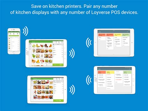 Loyverse Kds Kitchen Display Ordering System Android