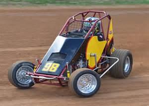 Mini Sprint Race Cars