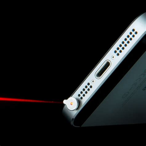 iphone laser pointer ipin iphone laser pointer cool stuff dude