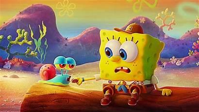 Spongebob Sponge Run Film Terbaru Trailer Bios