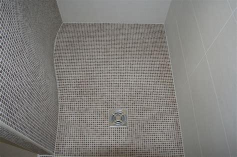 pour ma famille pose carrelage sol douche italienne