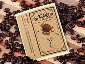 custom kraft labels quality guaranteed free shipping With custom coffee labels
