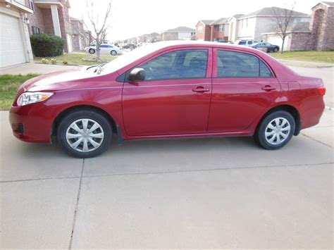 2009 Toyota For Sale by 2009 Toyota Corolla For Sale By Owner In Fort Worth Tx 76198