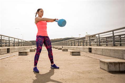 kettlebell swing swings fitness body exercises benefits variations doing training exercise resistance kettlebells workout ve workouts woman beginner shoulder exercising
