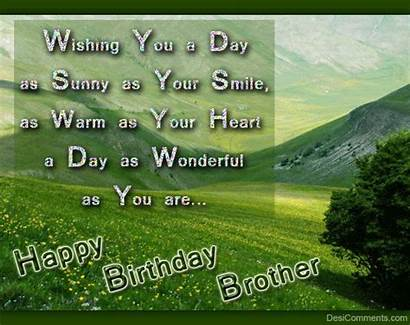 Birthday Happy Brother Wishes Quotes Wish Funny